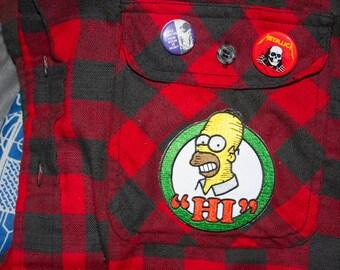 Homer's Corporate Logo