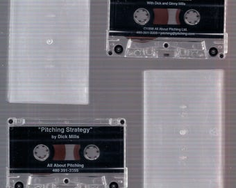 The Ultimate Strength & Conditioning Survival Guide for Pitchers by D and G Mills Cassette  tapes