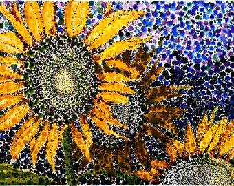 Sunflower Spree
