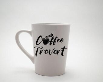 Coffee Lover Mug - FREE SHIPPING - Coffeeholic Mug - Coffee Addict Mug - Gift for Dad - Latte Mug - Punny Coffee Mug - Coffee Gift - Coffee