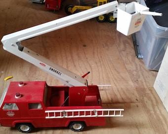 """Tonka """"Snorkel"""" Fire Truck"""