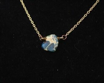 Aqua Terra Chain Necklace