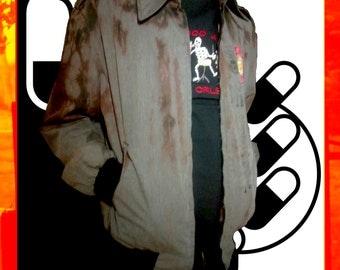 Vintage Bleached Men's JROTC Jacket