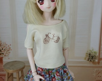 1/3 BJD SD / Dollfie Dream T-shirt / Top