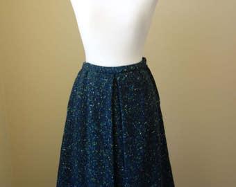 Vintage 1960s Pendleton wool skirt