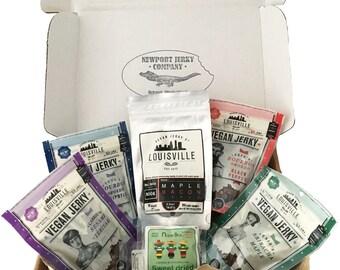 Vegan Jerky Sampler Gift Box