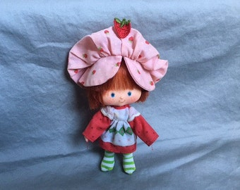 Strawberry Shortcake Doll - Vintage