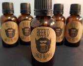 Eager Beaver Beer-Infused Beard Oil