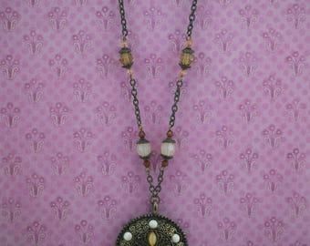 Victorian Style Medallion
