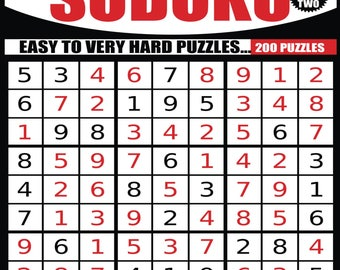 Ultimate Sudoku (Volume 2) in PDF Format