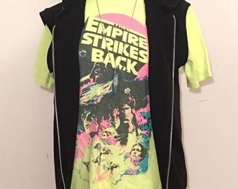Starwars Empire Strikes Back Vintage T-shirt