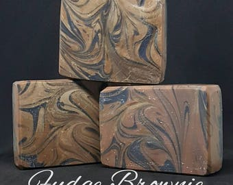 Fudge Brownie Handcrafted Soap