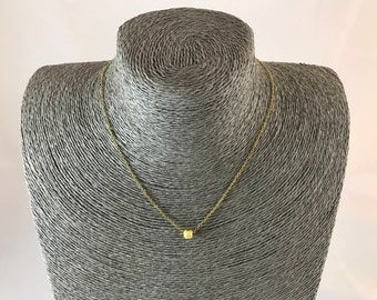 14K Gold fill Ball chain necklace