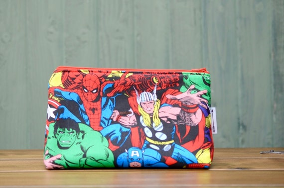 Marvel Comics Avengers large bag