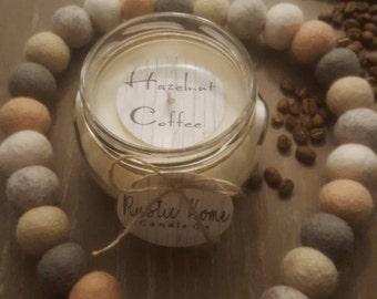 8 oz Hazelnut Coffee