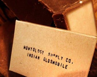 "NAG CHAMPA - Bar Soap - ""Indian Oldsmobile"""