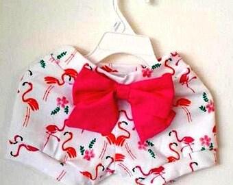 Flamingo Shorts