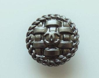 Chanel CC Button Screw Type 20mm