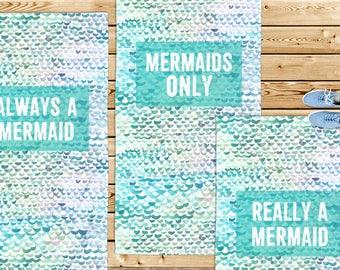 Beach towel, mermaid gift, mermaid tail towel, blue towel, girl towel, nautical gift, mermaid towel, really a mermaid , for her, beach gift