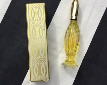 Avon Minuette Bird of Paradise 1970s Vintage Perfume
