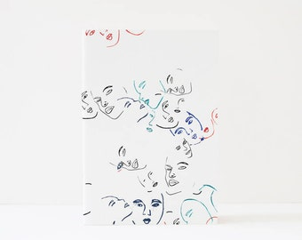 """Book """"Face to Face"""""""