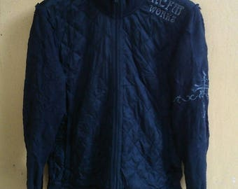 Nicole Club For Men Distressed design Jacket Size S-M