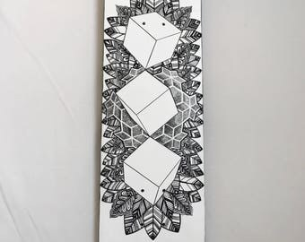 Handmade custom skateboard