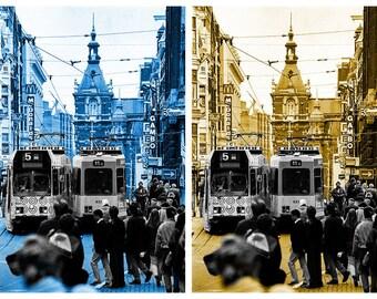 Tram in Color 1