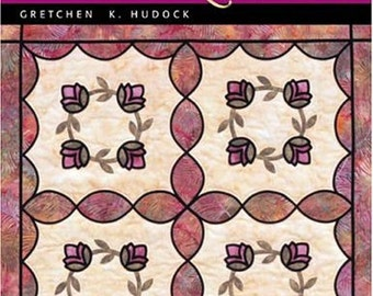 SEASONAL QUILTING Book Quilts Using Quick Bias Gretchen Hudock
