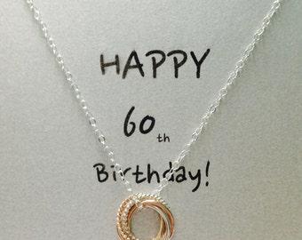 60th Anniversary Etsy