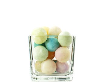 Soap Balls | Balls of Soap, Decorative Soap, Bathroom Soap, Kitchen Soap, At Least 8 Ounces - Assorted Colors