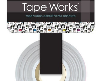 Owl Washi Tape • Owl Decorative Tape Works (SC00028)