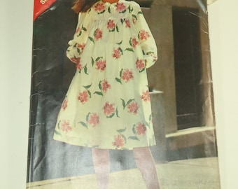Butterick See & Sew Dress Pattern 3803 Size 14 - 16 - 18