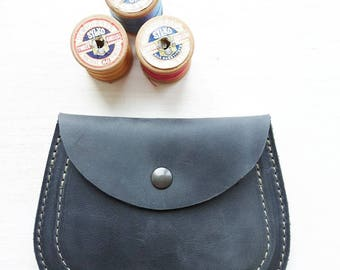 MERRY Large Purse #3303 moody blue