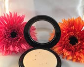 Organic Mineral Cream To Powder Foundation Perfect Match™   Non-Comedogenic   EXTRA LIGHT   non toxic makeup   Natural cosmetics