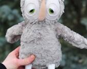 Fuzz the Owl