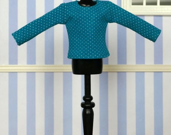Long sleeved t-shirt for Blythe (no. 1463)