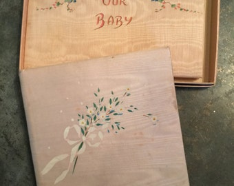 Baby Books Vintage Lot 11