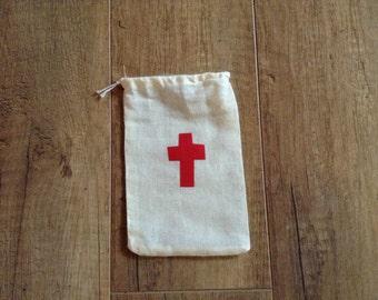 Emergency Civil War Poke Bags Ditty Bags Ration Bags