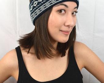 Vintage Wig Wam Wool Winter Ski Ear Warmer