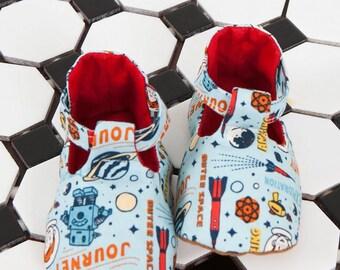1235 Bridget Baby Shoes PDF Pattern