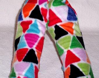 Fleece Socks, Boot Socks, Women's Warm Handmade Socks, Ladies Fleece Socks, Soft Bed Socks, Handmade Gift for Senior Citizens,