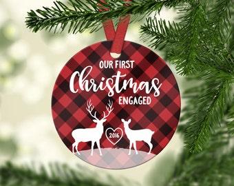 Personalized Christmas Ornaments Employee Gift Employee