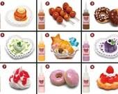 Tamiya deco sauce/Tamiya deco syrup/Tamiya deco series/dessert sauce/fake icing sugar/Tamiya icing sugar/deco sauce/deco syrup