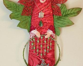 Trinket Angel of Christmas Past