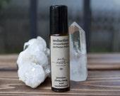 Seduction Aphrodisiac Aromatherapy Roller | made with jasmine, ylang ylang, and sandalwood essential oils, organic aromatherapy perfume