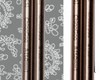 "ChiaoGoo - 5 "" TWIST Red Lace Interchangeable Needle Tips"