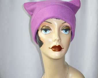 Pink/Orchid Pink Pussy Hat