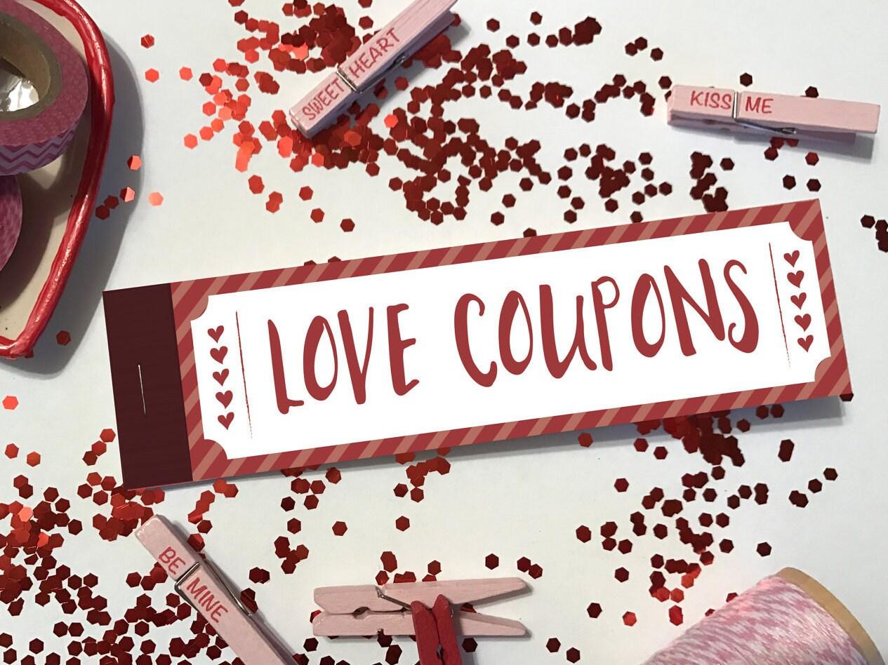 Valentine deals for him