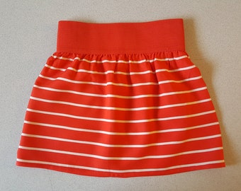 Girl's Cotton Skirt